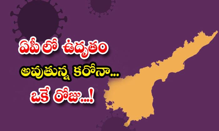 Andhra Pradesh Covid Update
