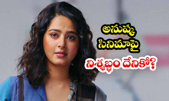 Anushka Nishabdham Movie To Have Ott Release