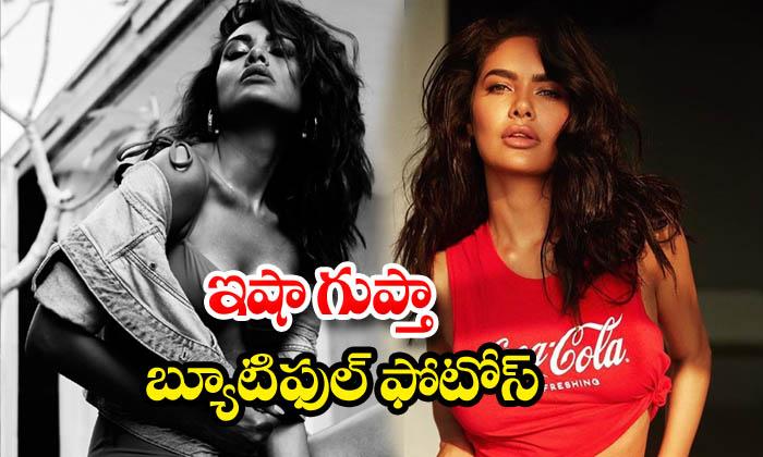 Entrancing pictures of actress Esha Gupta-ఇషా గుప్తా బ్యూటిఫుల్ ఫొటోస్