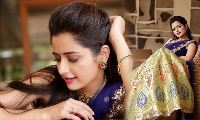 Glamorous Actress Ashika Ranganath Latest Pics-telugu Actress Hot Photos Glamorous Actress Ashika Ranganath Latest Pics High Resolution Photo
