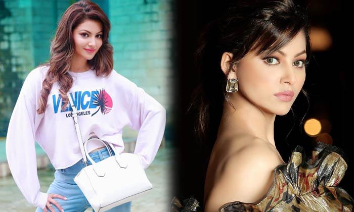 Hot And Romantic Actress Urvashi Rautela Ravishing Pictures-telugu Actress Hot Photos Hot And Romantic Actress Urvashi R High Resolution Photo