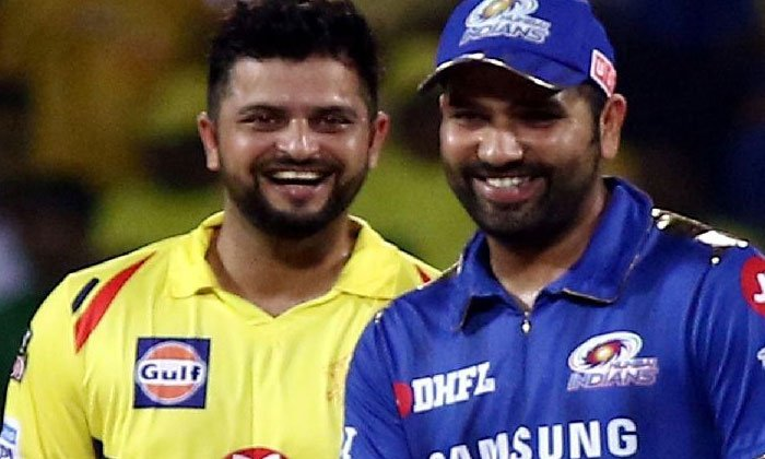 Rohit Sharma Is The Next MSD: Suresh Raina-Latest News English-Telugu Tollywood Photo Image