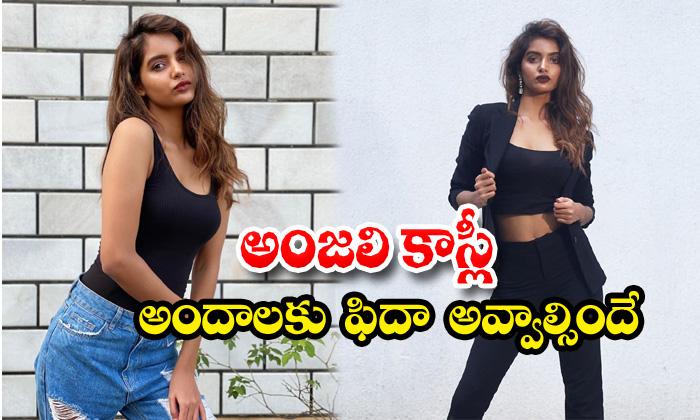 Indian model anjali kasle latest photo shoot-అంజలి కాస్లీఅందాలకు ఫిదా అవ్వాల్సిందే