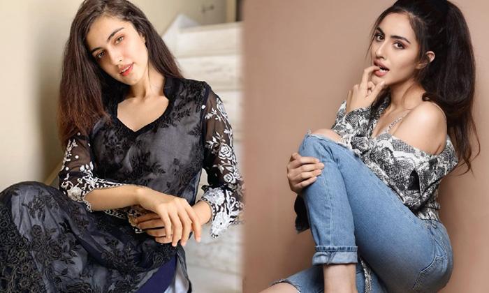 Indian Model Samreen Kaur Glamorous Pics-telugu Actress Hot Photos High Resolution Photo