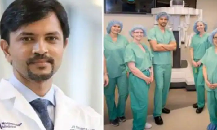 Telugu America, Covid 19 Patient, Double Lung Transplant, Indian-origin Doctor Perform Double Lung Transplant On Second Covid-19 Patient In America-