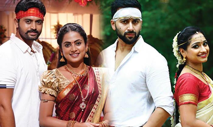 It Is 'wedding Week' On Zee Telugu!