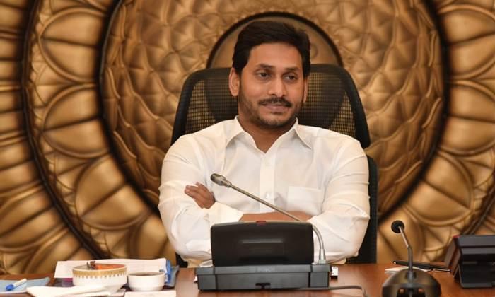 Telugu Ap Cm Jagan, Corona Deaths, Coronavirus, Jagan, Jagan Governament-