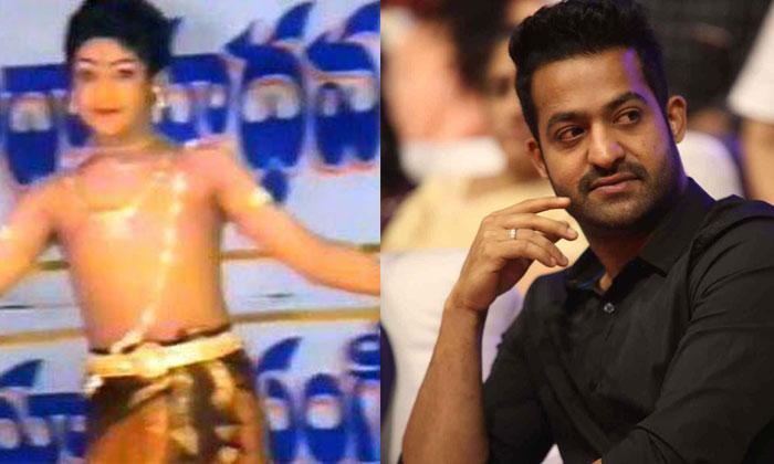 వైరల్ అవుతున్న ఎన్టీఆర్ క్లాసికల్ డాన్స్ వీడియో-Movie-Telugu Tollywood Photo Image