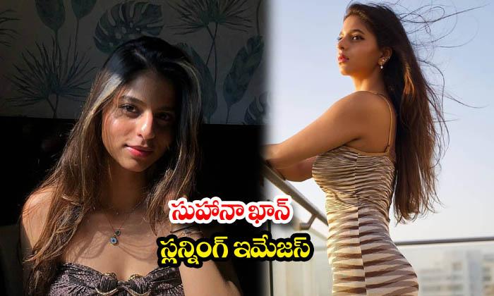 Model suhana khan gorgeous images-సుహానా ఖాన్ స్టన్నింగ్ ఇమేజస్