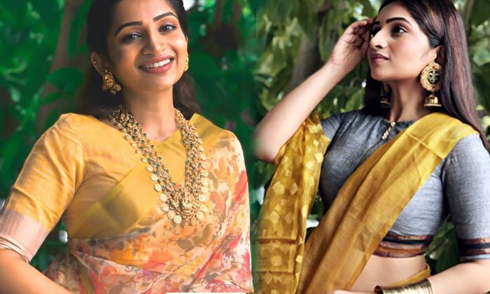 Nakshathra Nagesh Glamorous Images-telugu Actress Hot Photos Nakshathra Nagesh Glamorous Images - Telugu Actress Gorgeo High Resolution Photo