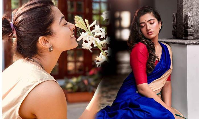 Rashmika Mandanna Latest Hd Photos-telugu Actress Hot Photos Rashmika Mandanna Latest Hd Photos - Telugu Actress Gorgeo High Resolution Photo