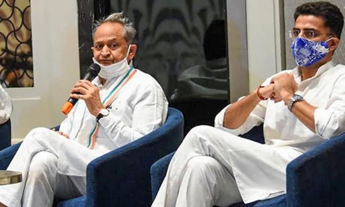 పతనం అంచున రాజస్థాన్ సర్కార్, సంక్షోభం తప్పేలా లేదు-Political-Telugu Tollywood Photo Image