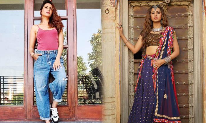 Sargun Mehta Beautiful Images-telugu Actress Hot Photos Sargun Mehta Beautiful Images - Telugu Actress Pitcher Of Gorge High Resolution Photo