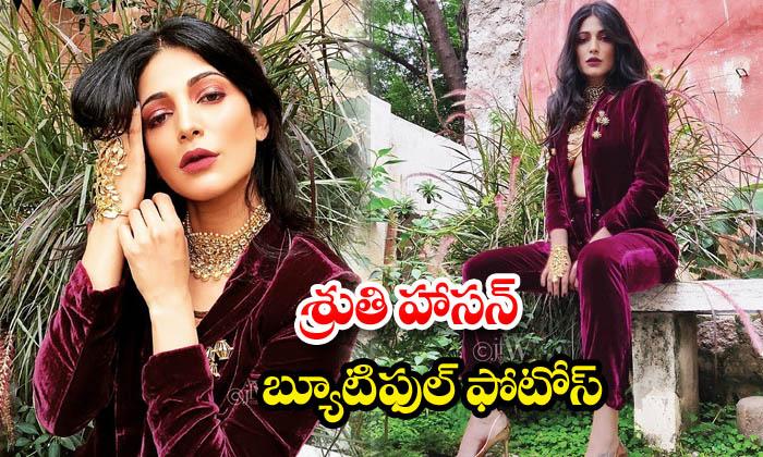 Shruti hassan latest jfw cover page images-శ్రుతి హాసన్ బ్యూటిఫుల్ ఫొటోస్