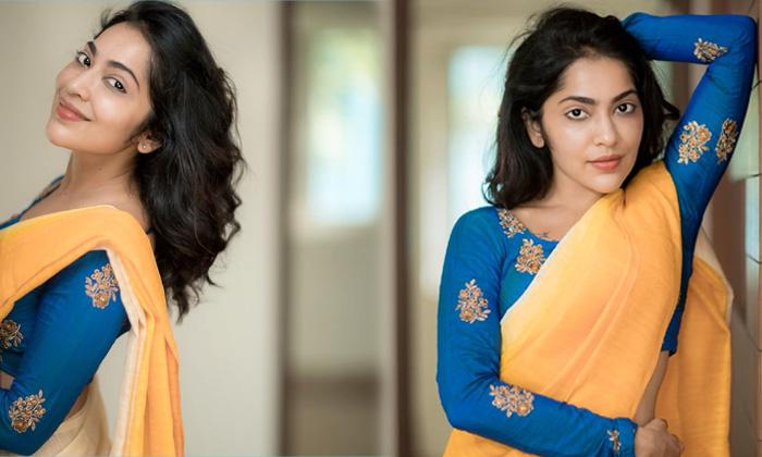 Stunning Actress Ramya Subramanian Traditional Attire-telugu Actress Hot Photos Stunning Actress Ramya Subramanian Tradi High Resolution Photo