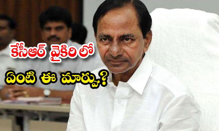 Kcr Supporting Congress Telangana