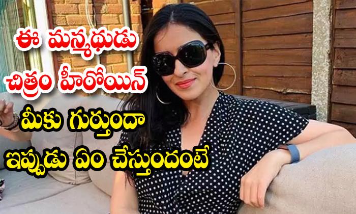 Anshu Ambani Telugu Heroine Manmadhudu