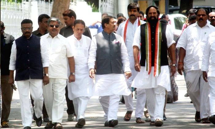 Telugu Congress, Jaggareddy, Komati Reddy Venkat Reddy, Pcc Chief, Revanth Reddy, Telangana, Uttam Kumar Reddy-