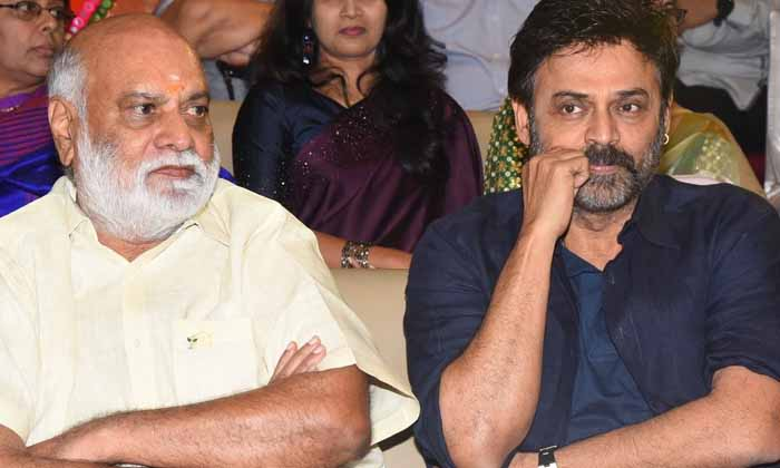 మరో క్రేజీ మూవీ వెంకీ ఓకే..-Gossips-Telugu Tollywood Photo Image