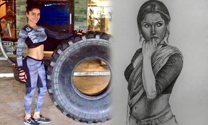 Amazing Picture Of Actress Pia Bajpiee-telugu Actress Hot Photos Amazing Picture Of Actress Pia Bajpiee - Telugu Bollyw High Resolution Photo