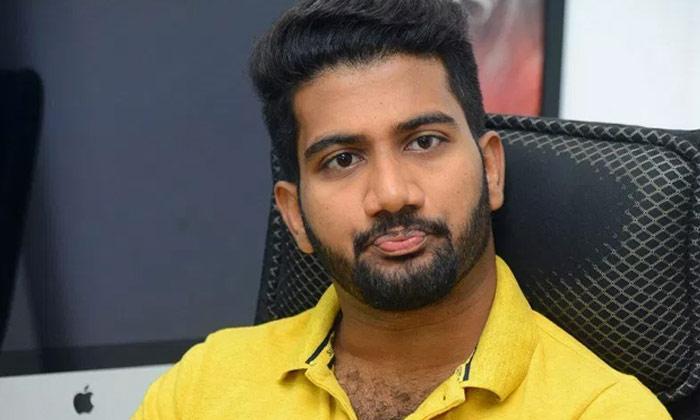 'కరోనా వ్యాక్సిన్' పనులు మళ్లీ మొదలు పెట్టిన దర్శకుడు-Movie-Telugu Tollywood Photo Image