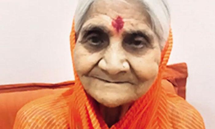 TeluguStop.com - 82-year-old Woman Fasting Since 1992 For Ram Mandir-General-English-Telugu Tollywood Photo Image