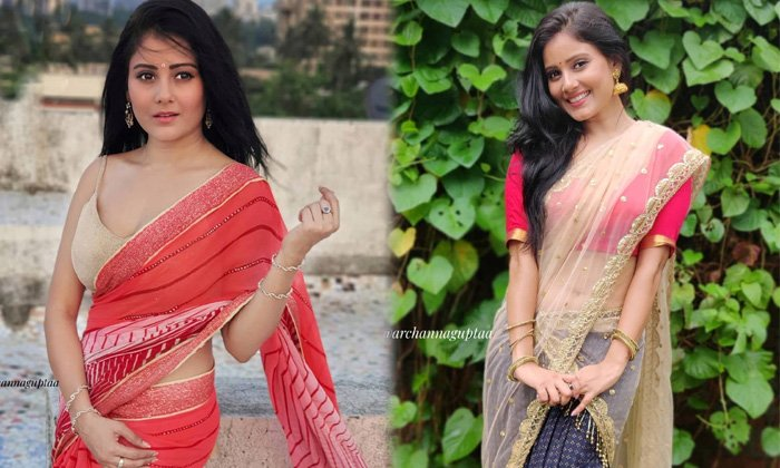Actress Archana Gupta Trendy Clicks-telugu Actress Hot Photos Actress Archana Gupta Trendy Clicks - Telugu Awesome Pose High Resolution Photo