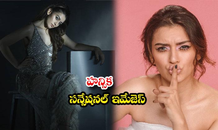 Actress hansika motwani hot look images- హన్సిక సన్సేషనల్ ఇమేజెస్