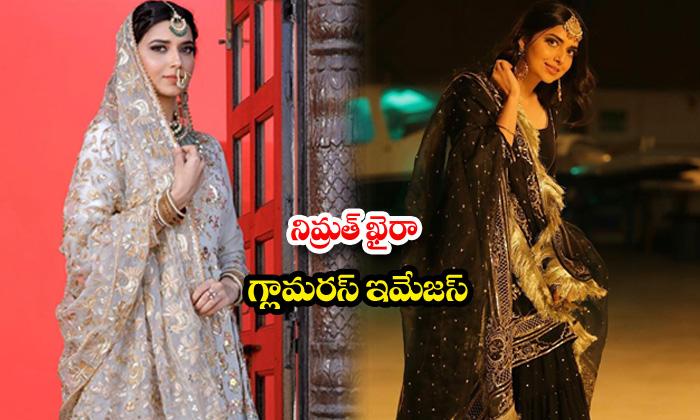 Actress nimrat khaira traditional attire-నిమ్రత్ ఖైరా గ్లామరస్ ఇమేజస్