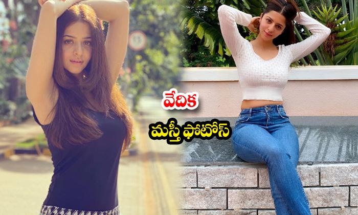 Actress vedhika awesome poses-వేదిక మస్తీ ఫొటోస్