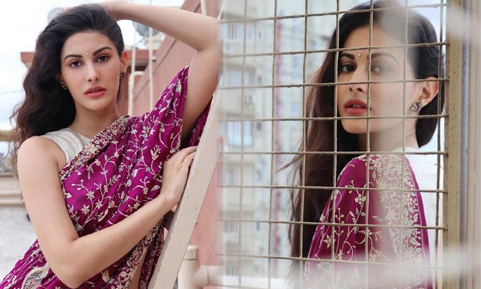 Amyra Dastur Stunning Looks Are Winning The Internet-telugu Actress Hot Photos Amyra Dastur Stunning Looks Are Winning T High Resolution Photo