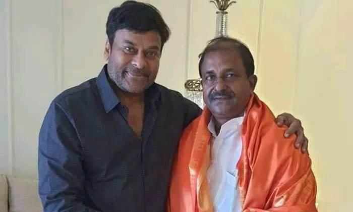 మెగాస్టార్ చిరంజీవి బీజేపీ పార్టీలో చేరనున్నారా ..-Latest News - Telugu-Telugu Tollywood Photo Image
