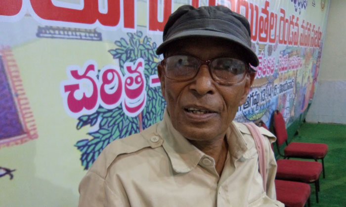 TeluguStop.com - 'Yem Pillado Yeldamostava…' Lyricist And Singer Vangapandu Passed Away-General-English-Telugu Tollywood Photo Image