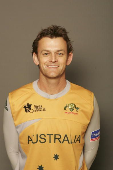 TeluguStop.com - MS Dhoni Is The Best Keeper : Adam Gilchrist-General-English-Telugu Tollywood Photo Image