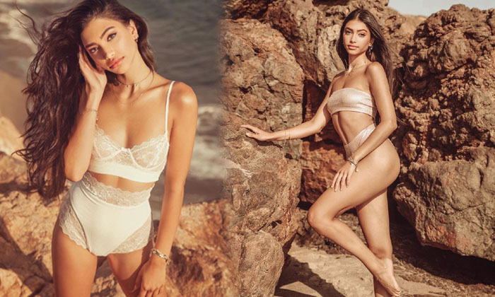 Model Alanna Panday Setting Social Media On Fire With Her Bikini Images-telugu Actress Hot Photos Model Alanna Panday Se High Resolution Photo