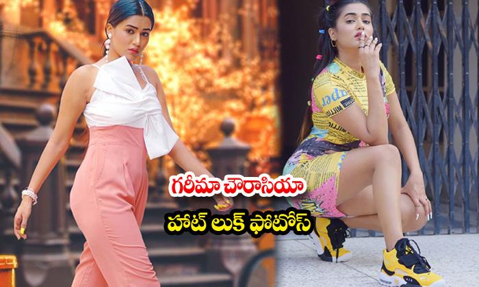 Model garima chaurasia awesome poses-గరిమా చౌరాసియా హాట్ లుక్ ఫొటోస్