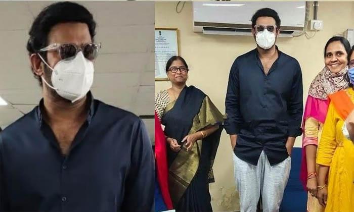 రిజిస్టర్ ఆఫీస్ కి వచ్చిన ప్రభాస్.. అందుకేనా …-Latest News - Telugu-Telugu Tollywood Photo Image