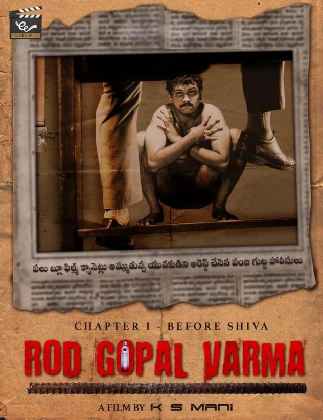Filmy Attack On RGV: Sold Blue-Films Before 'Siva'-General-English-Telugu Tollywood Photo Image