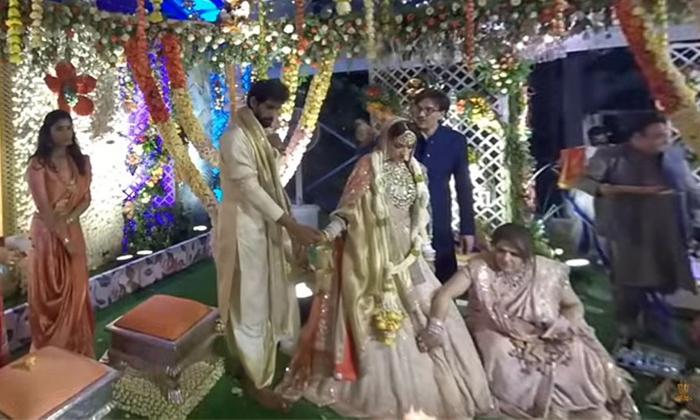 అంగరంగ వైభవంగా రానా మిహికాల వివాహం-Movie-Telugu Tollywood Photo Image