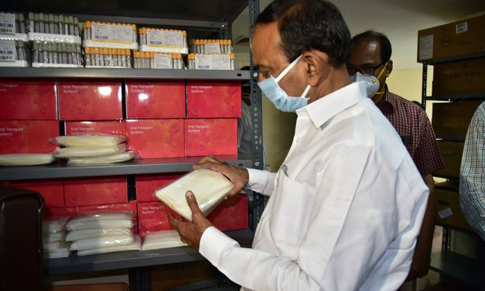 Just Below 10,000 Rupees For Covid-19 Treatment: TG Health Minister-General-English-Telugu Tollywood Photo Image