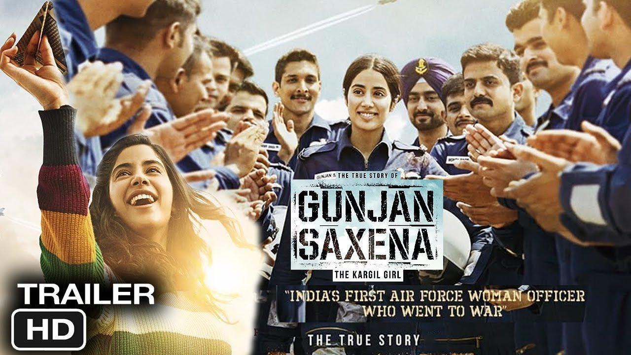 Iaf Writes Objection Letter To Censor Board On Gunjan Saxena Film Telugu Bollywood Updates Central Of Certification Cbfc Dharma Productions Gunjan Saxena Review Saxena The Telugustop