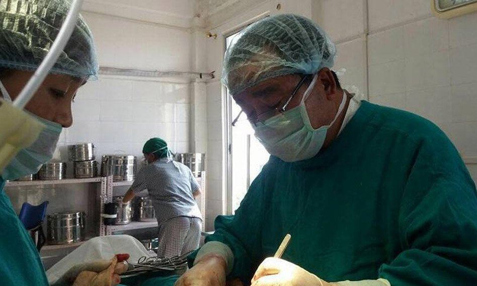 Mizoram Mla Conducts Cesarean On A Pregnant Woman ..!