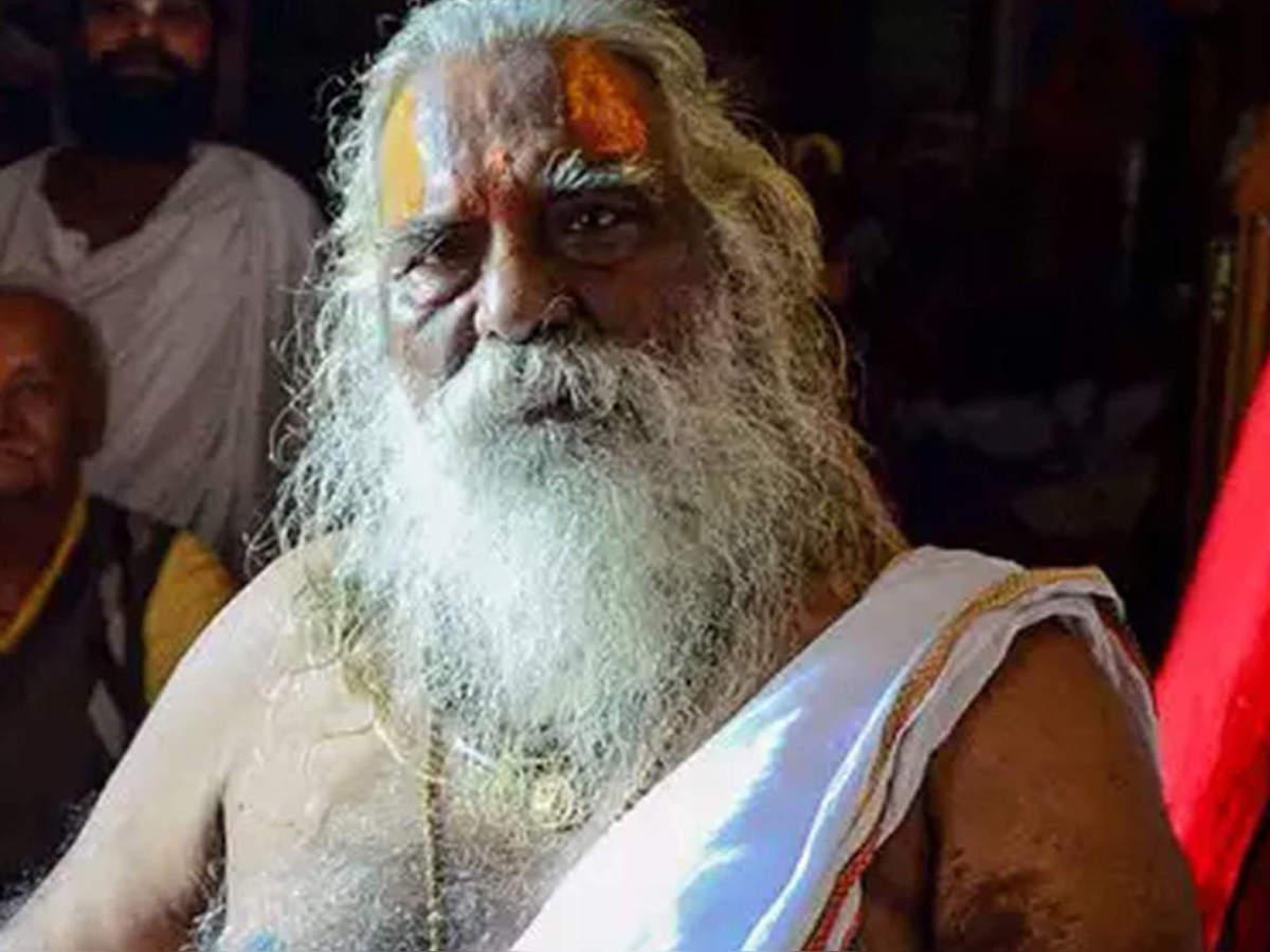 రామజన్మ భూమి ట్రస్ట్ సారథి నృత్యగోపాల్ దాస్కు కరోనా..!
