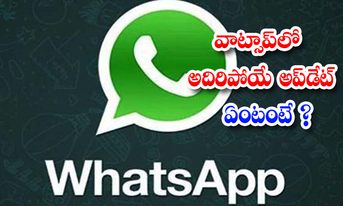 TeluguStop.com - Technology Whatsapp Is Set To Roll Out 138 New Emojis