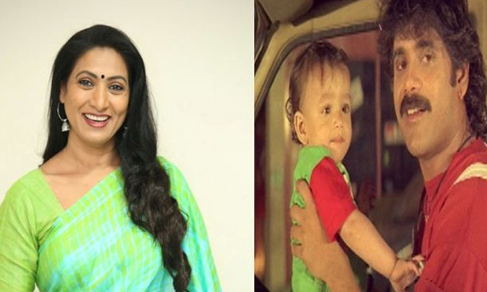TeluguStop.com - Aamani To Be Acting As Akhil's Mother Again After Sisindri'-Latest News English-Telugu Tollywood Photo Image