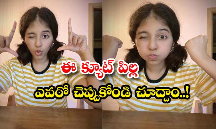 TeluguStop.com - Anjali Slim Photo Shakes Internet