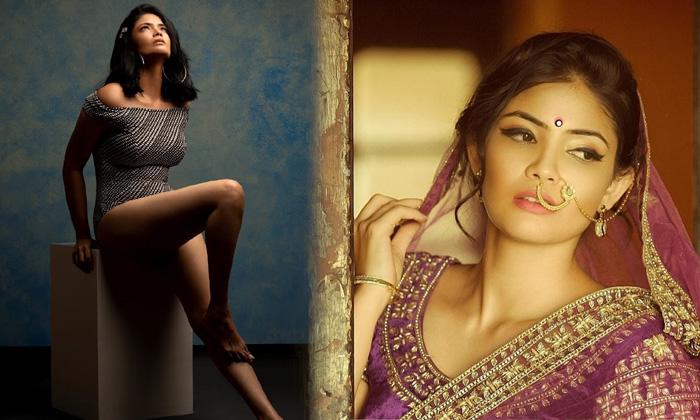 Actress Kalpika Ganesh Ravishing Pictures-telugu Actress Hot Photos Actress Kalpika Ganesh Ravishing Pictures - Telugu P High Resolution Photo