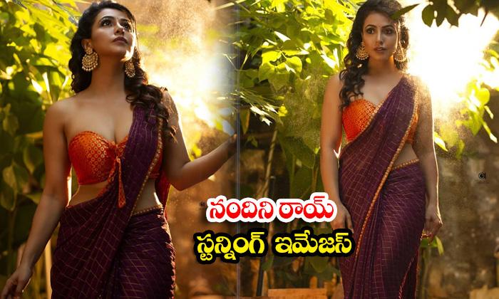 Actress Nandini Rai Latest HD images-నందిని రాయ్ స్టన్నింగ్ ఇమేజస్