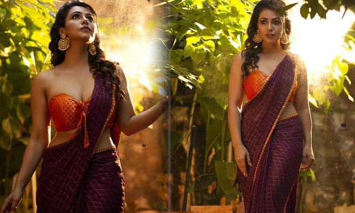 Actress Nandini Rai Latest Hd Images-telugu Actress Hot Photos Actress Nandini Rai Latest Hd Images - Telugu Bigg Boss 2 High Resolution Photo
