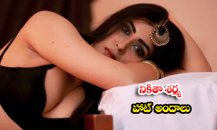 Actress Nikita Sharma cute hot looks-నికితా శర్మ హాట్ అందాలు